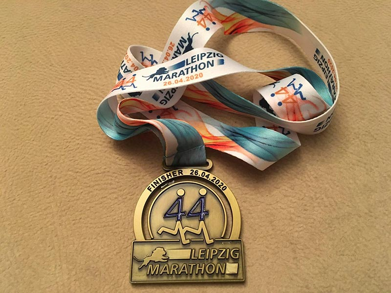 Finisher Medaille 2020